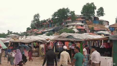 Little Respite for Rohingya Refugees During Eid