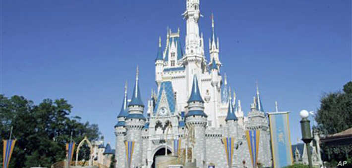 Image of article 'Disney Says It Will Reopen Shopping Area at Florida Resort on Wednesday'