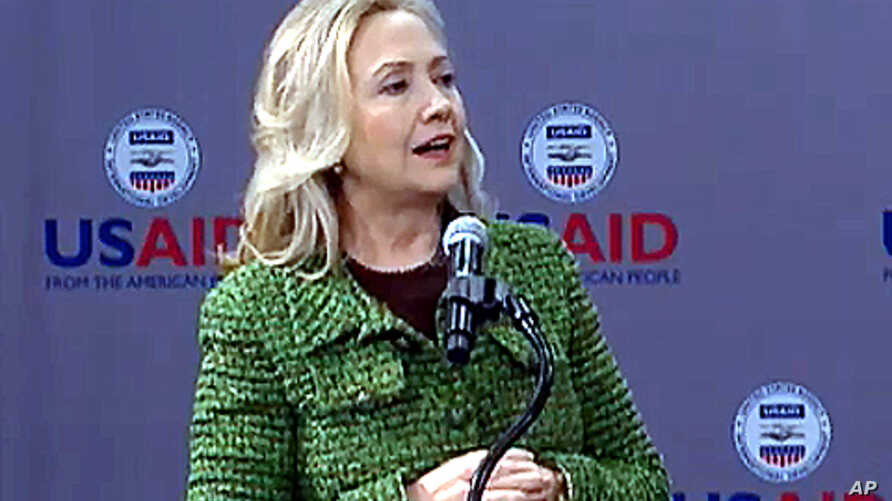 Clinton: 'Cultural Tradition' is No Excuse for Female Genital Mutilation