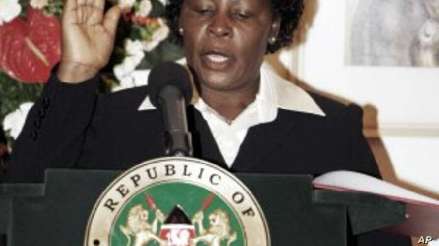 Kenya's Deputy Chief Justice Suspended, Being Investigated