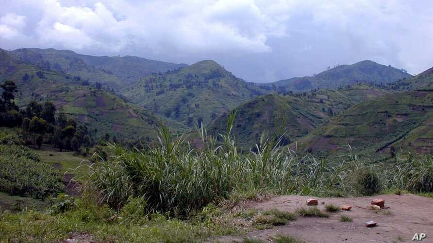 The fertile lands of Masisi in Eastern Congo contain important deposit of coltan, a metal which is needed for computer and mobile phone internal processors and which is subsequently booming on world market. (file photo)
