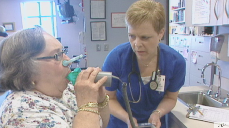 New Study Shows Improved Treatment For COPD Lung Patients