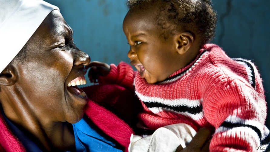 Mothers2Mothers has 600 clinics in seven African countries.  Credit: M2M