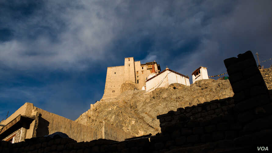 Leh, one of the two districts that make up the region of Ladakh, is a stronghold of Buddhist culture in India.