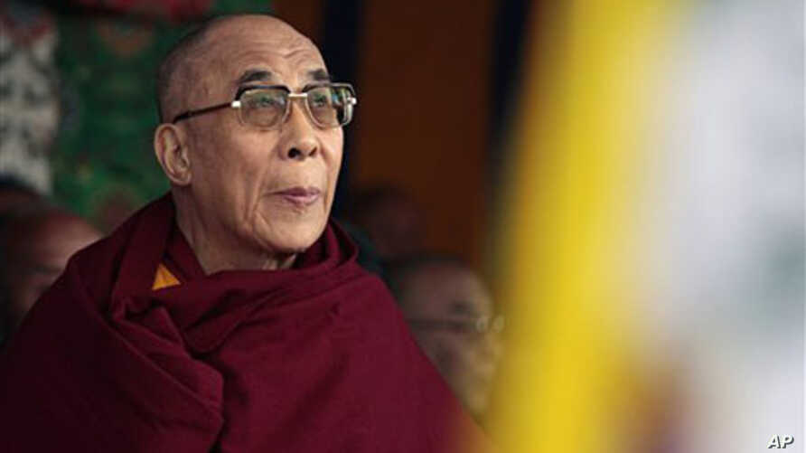 Tibetan spiritual leader the Dalai Lama looks on during the commemoration of the anniversary of the 1959 Tibetan uprising against Chinese rule in Dharmsala, India, March 10, 2011