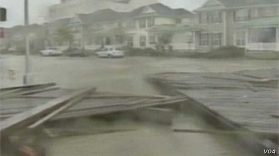 Related video of Superstorm Sandy in NY and NJ