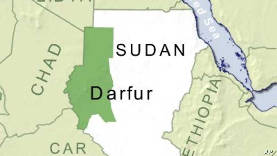 African Union Map.African Union Darfur Panel Shifts Focus To Sudanese Elections