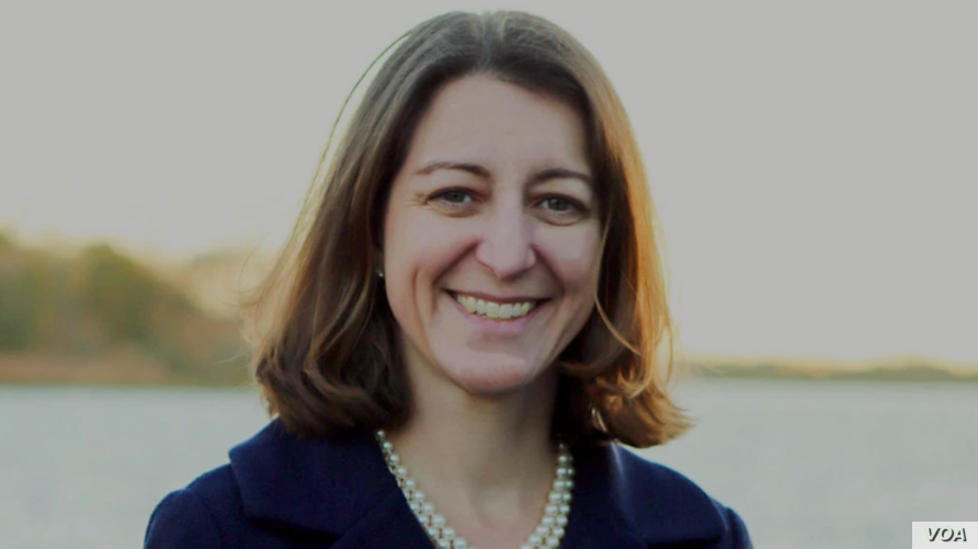 Elaine Luria's campaign website says she served for 20 years in the U.S. Navy as a surface warfare officer and nuclear engineer, deploying six times, conducting operations in the Middle East and Western Pacific on destroyers, cruisers and aircraft ca