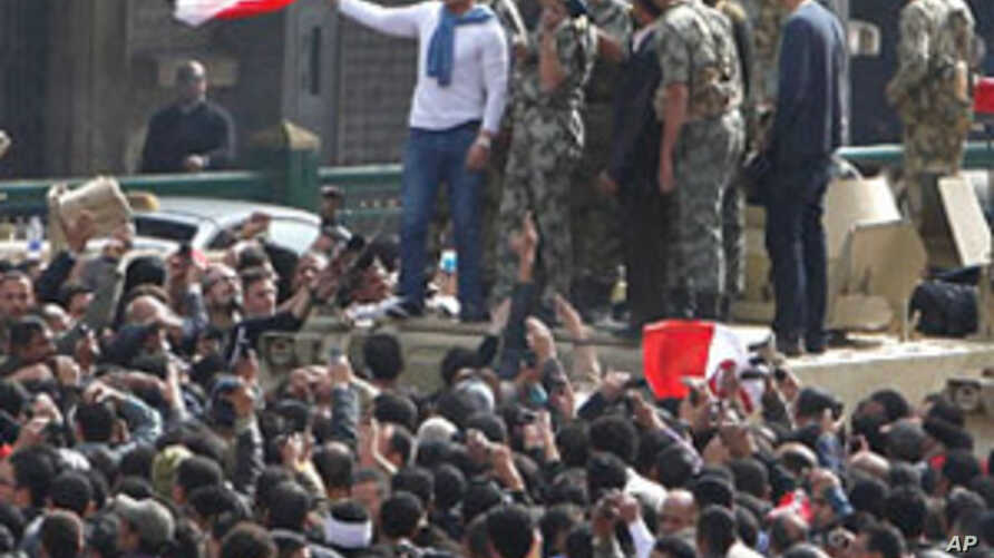 Analyst: More Egyptian Protests Expected Monday Despite Curfew