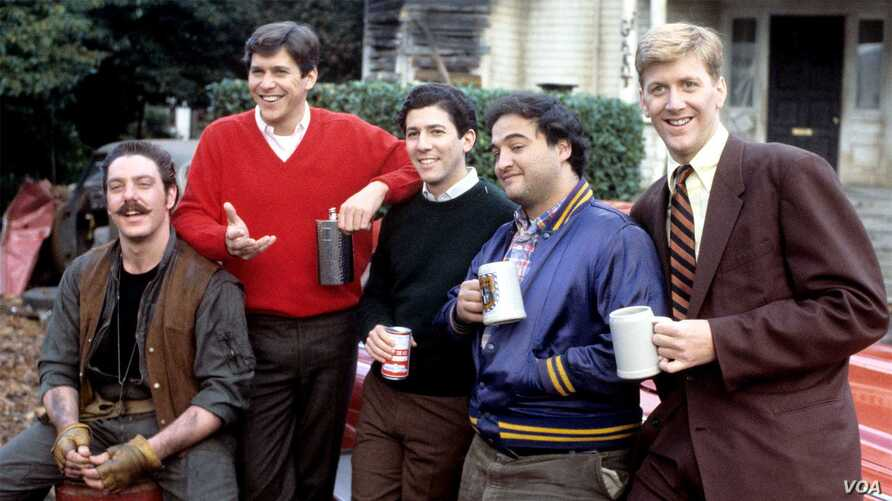 "The 1978 film ""Animal House"" renewed interest in fraternities as a key part of the college experience. (Universal Pictures)"