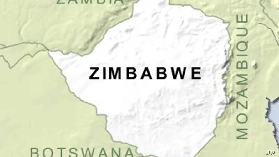 Map Of Africa Zimbabwe.South Africa Zimbabwe Sign Investment Agreement Voice Of America