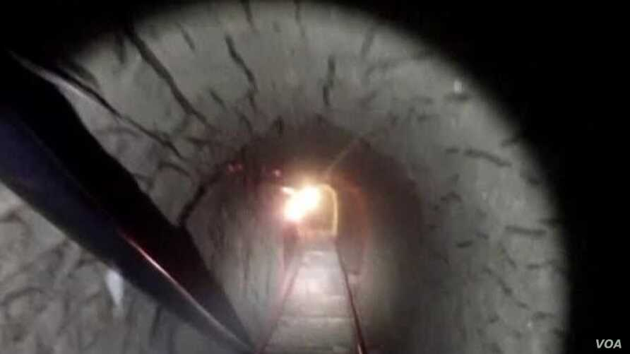 Authorities Uncover Sophisticated Tunnel Linking US, Mexico