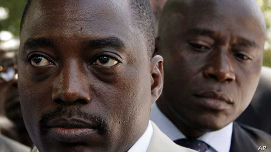 President of Democratic Republic of Congo  Joseph Kabila  (File)