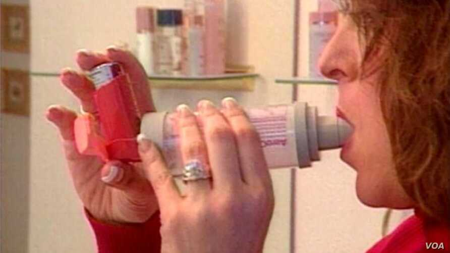 New Study Could Change Treatment For Asthma