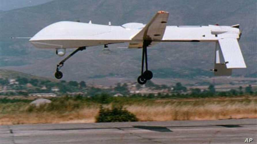 Suspected US Drone Strike Kills 4 in Pakistan
