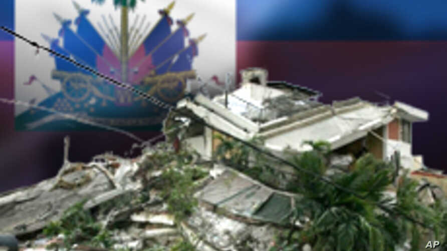 Disaster Strikes Haiti