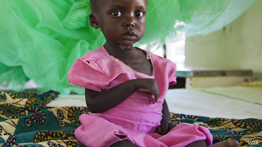 Lozimary* is 17 months old and weighed just 16 pounds when she arrived at the hospital in central Malawi, and she was severely malnourished. She was refusing to eat and had lost weight. She recovered well after being admitted to the hospital and havi