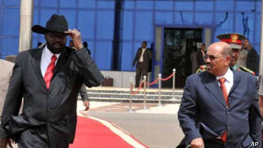 Sudan's Bashir in Chad, First Visit to ICC Country Since Warrant