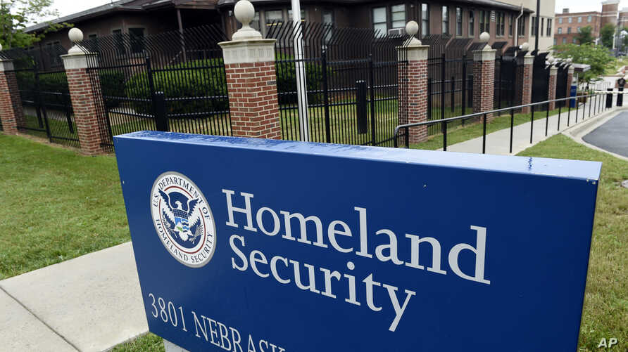 FILE - A Homeland Security Department official says hackers have targeted the voter registration systems of more than 20 states in recent months.