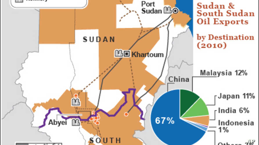 South Sudan Expels Chinese Chief of Major Oil Firm