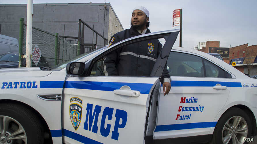 "Nazrul Islam, imam of Muslim Community Patrol & Services (MCPS), says Brooklynites have demonstrated their support for the patrol. ""They see us and they know who we are,"" Islam said."