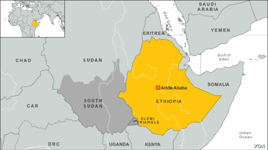 Ethiopia's Regional Tensions Spill Over, Leaving at Least 18