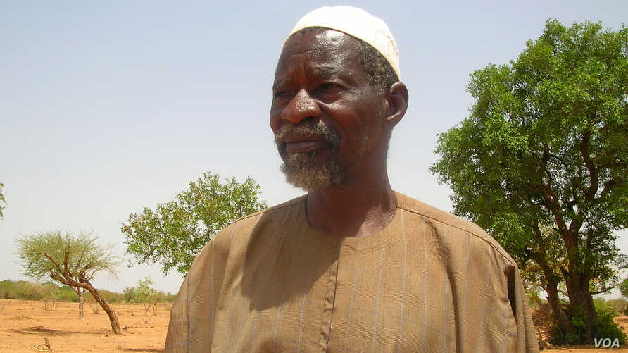 """Yacouba Sawadogo is known as """"the man who stopped the desert"""" and a co-winner of the Right Livelihood Award."""