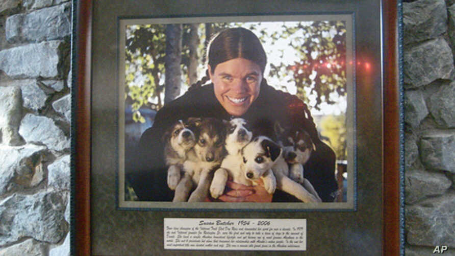 Not only have two women won the grueling Iditarod sled-dog race but  Susan Butcher, who died of leukemia in 2006, won it four times.