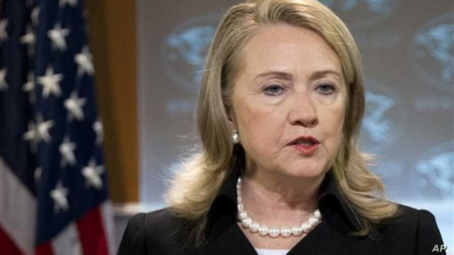 Scientists Advocates Hail Hillary >> Secretary Clinton Extends Us Support To Middle East Activists