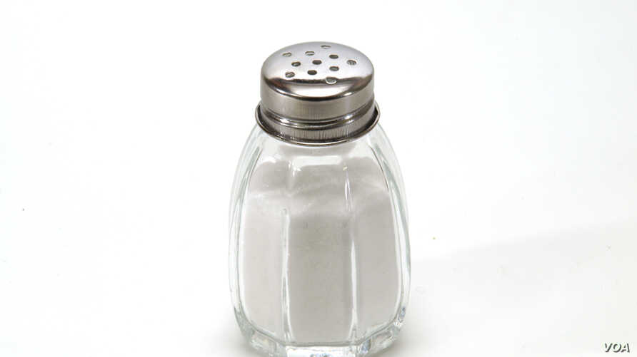 The FDA would like to see food manufacturers and restaurants cut the amount of sodium in their food by one-third over the next decade.
