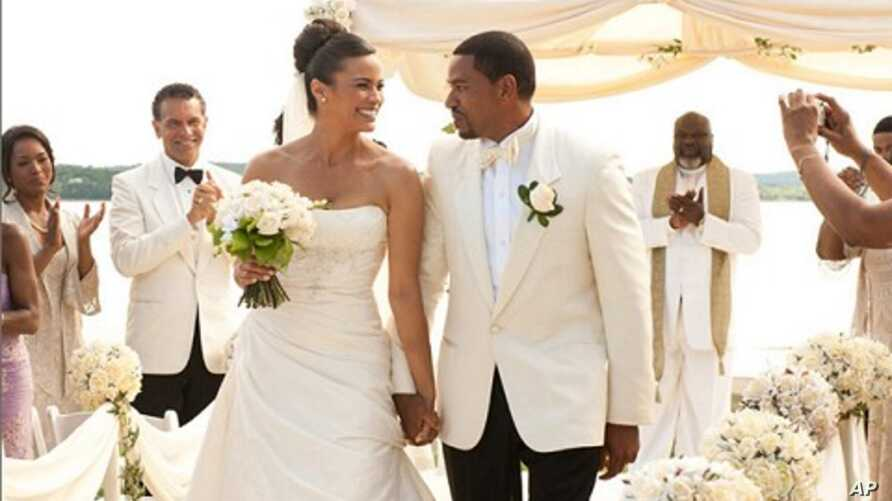 Td Jakes Daughters Wedding.Families Joined By Marriage Are Unlikely Fit In Jumping The
