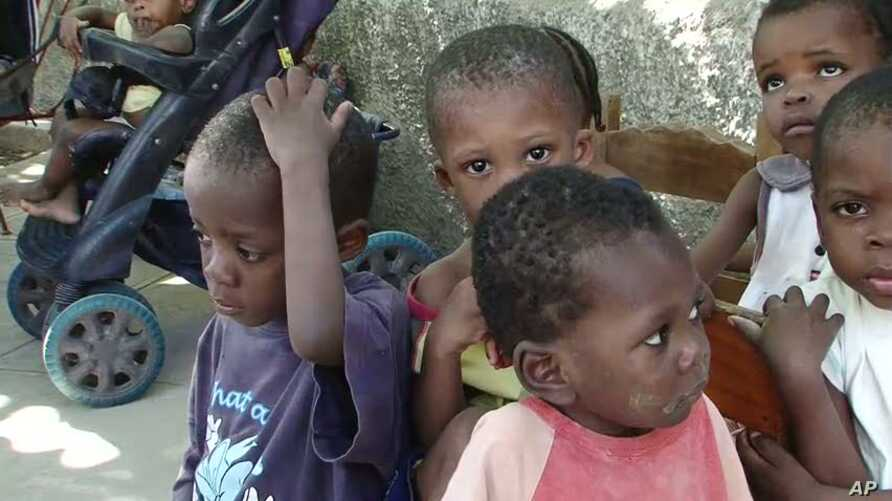 Earthquake Puts Haiti's Orphans in Greater Peril