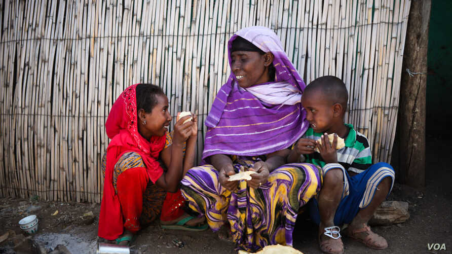 Islamic Relief US working in Ethiopia 2015