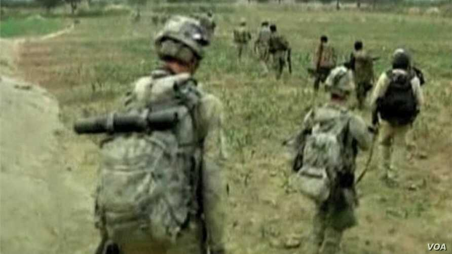 Less Focus on Afghan War in 2012 Election