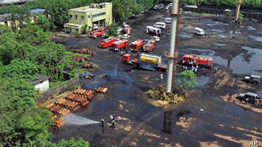 Gas Leak In Car >> Scores Hospitalized After Gas Leak In India Voice Of