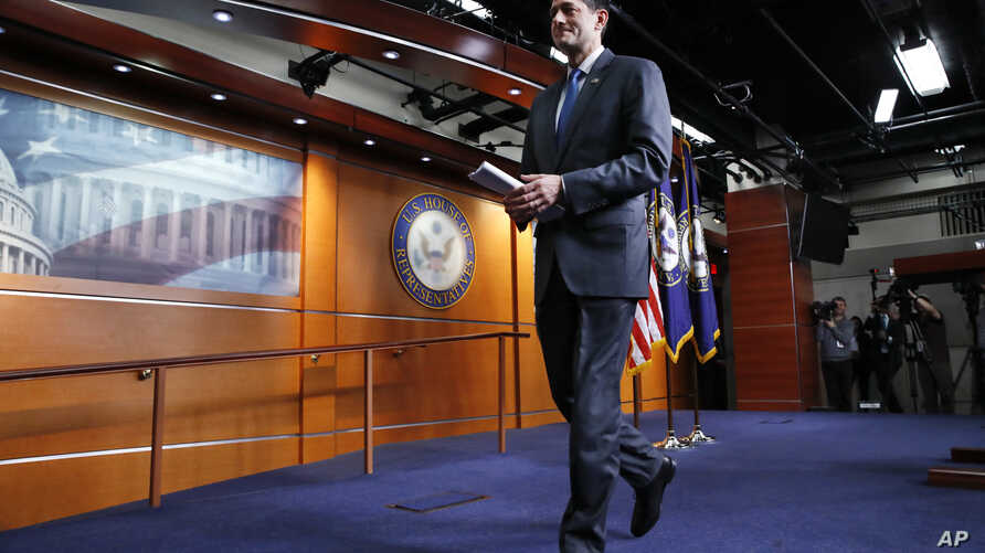 With Ryan Out, Focus Turns to Possible Republican Candidates
