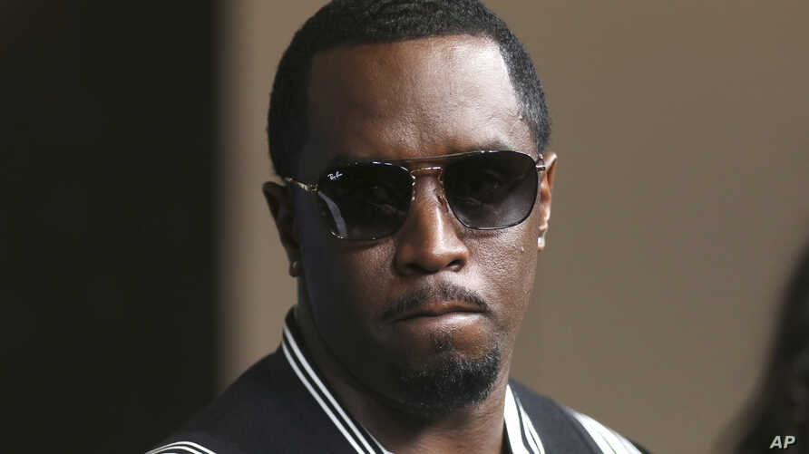 """FILE - Sean Combs arrives at the LA Premiere of """"The Four: Battle For Stardom"""" at the CBS Radford Studio Center in Los Angeles."""