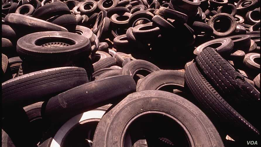 New research could mean tires that biodegrade and recycle easily.