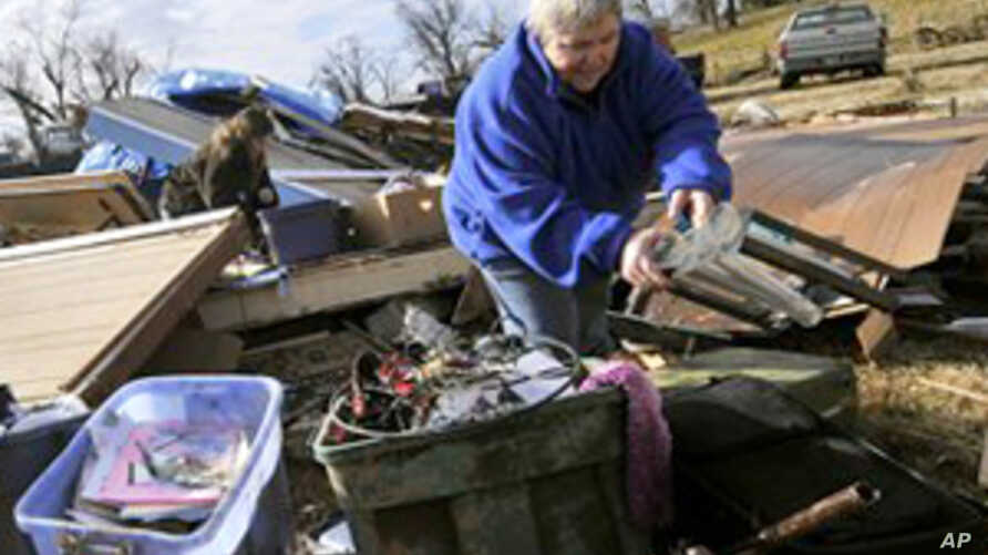 US Sets Extreme Weather Records in 2011