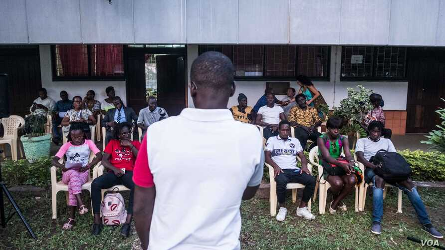 The Guinea Bissau Writers Association meets monthly to conduct readings and share progress on their works. Of their 40 members, nearly half are poets, something association President Abdulai Sila says meshes well with a rich tradition of oral literat