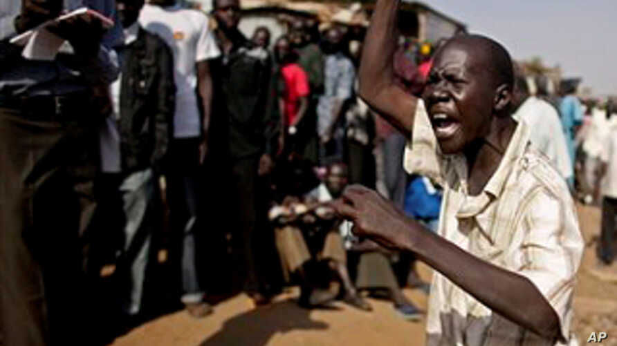 For Young Sudanese, Referendum Brings Political Aspirations