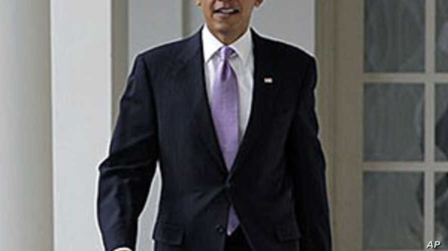 Obama: Violence Not The Answer In Egypt