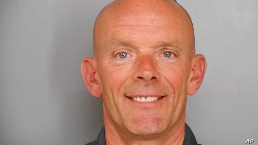 FILE - This undated file photo provided by the Fox Lake Police Department shows Lt. Charles Joseph Gliniewicz.