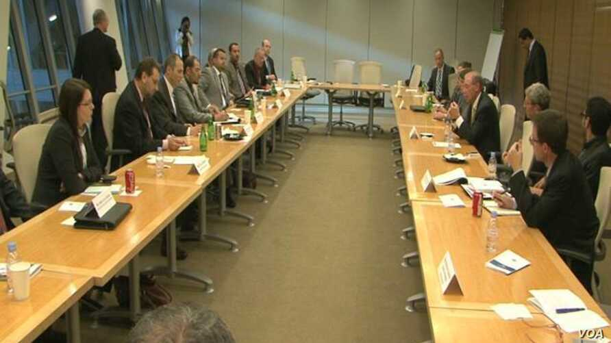 Yemeni Business Leaders Search for US Investment