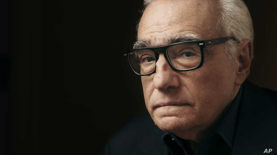 Producer and director Martin Scorsese poses for a portrait in New York, Dec. 9, 2016 photo.
