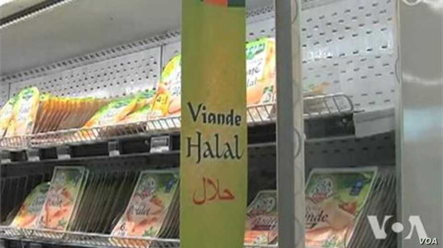 French Muslim Shoppers Demand Halal Foods | Voice of America