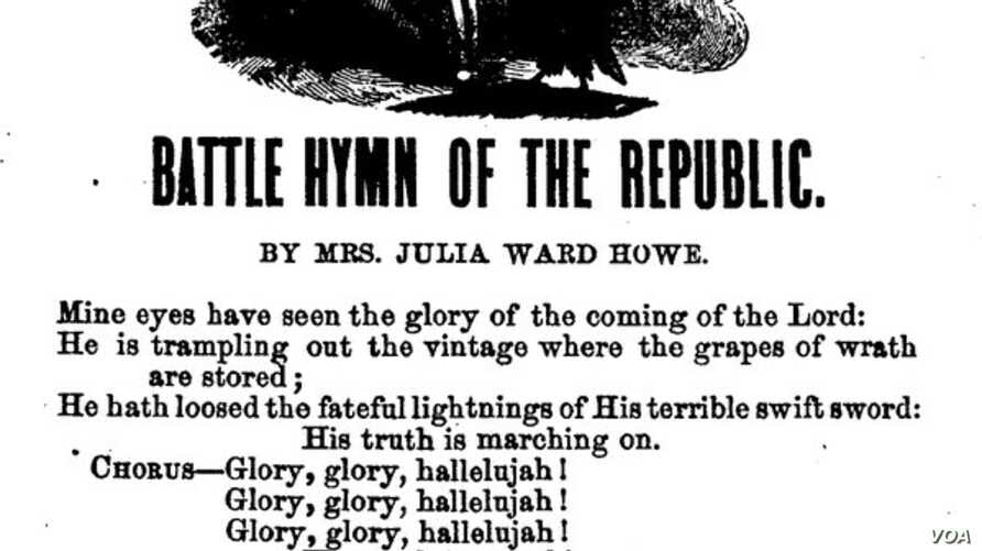 Book Explores Roundabout History of 'Battle Hymn of the