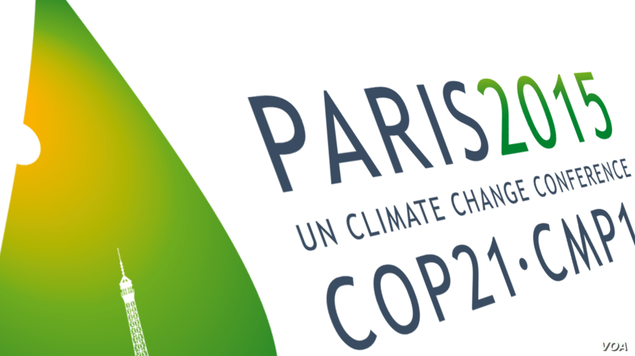 The Paris meeting is the 21st Conference of the Parties (COP21) under the U.N. Framework Convention on Climate Change.