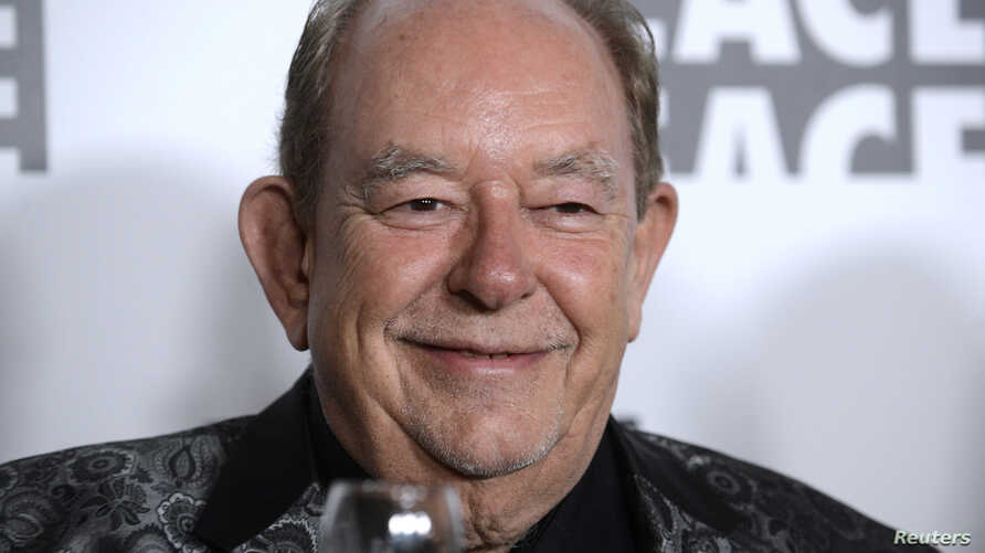 Television personality Robin Leach attends the 65th annual ACE Eddie Awards in Beverly Hills, California, Jan. 30, 2015.