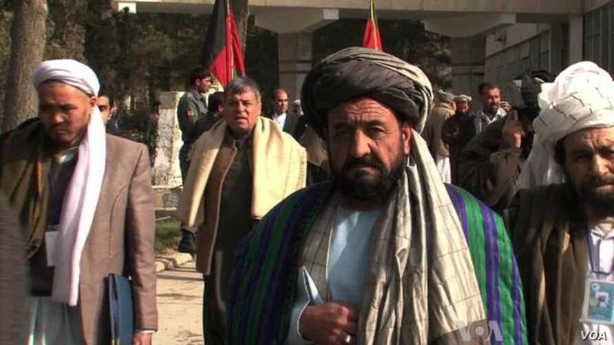Tribal Elders Play Pivotal Role in Afghan Politics